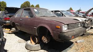 nissan sentra parts for sale junkyard find 1983 nissan sentra coupe