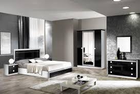 chambre à coucher blanc et noir chambre design des chambres a coucher design ia laque noir et