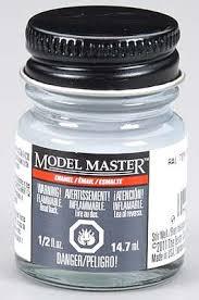 model master ral 7001 hellgrau 50 kms semi gloss hobby and model