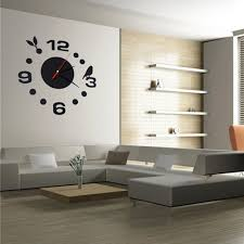 Modern Bedroom Wall Clocks Modern Wall Clock Style John Robinson House Decor