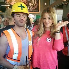 Womens Construction Worker Halloween Costume Diy Geeky Costumes Popsugar Tech