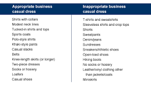it dress codes what does business casual mean anyway techrepublic