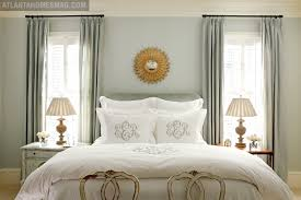 the perfectly tailored master bedroom is elsey u0027s favorite space