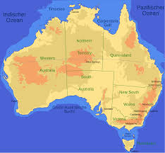 atlas map of australia australia region map states map of australia australian states map