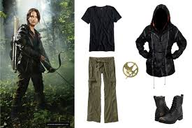 Katniss Everdeen Costume Arena Wear The Hunger Games Wiki Fandom Powered By Wikia