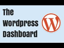wordpress quick tutorial the wordpress dashboard quick tutorial youtube