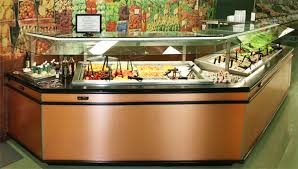 Buffet Salad Bar by Salad Bars