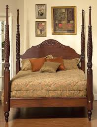 Plantation Bed Plymouth Furniture British Colonial - Bedroom furniture plymouth