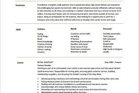 fashion retail resume words for resume for fashion reentrycorps