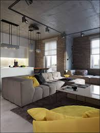 stylish ceiling living room design ideas magnificent th concrete