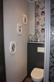 idee deco wc zen papier peint pour toilettes