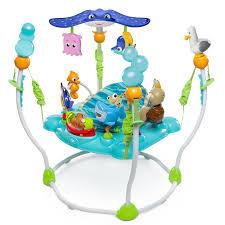 siège sauteur bébé disney sautoir à activités multiples finding nemo ii