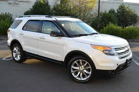 Ford Explorer Colors - ford explorer 2013 pre owned