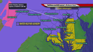 Weather Fronts Map Weather Cbs Baltimore