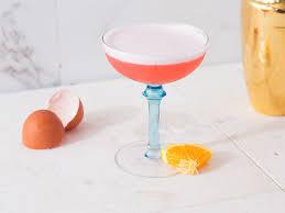 orange martini recipe gin campari sour cocktail recipe saveur