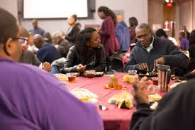 thanksgiving inspirational stories nccu greek chapter welcomes 75 for thanksgiving dinner