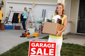 How To Organize A Garage How To Organize A Garage Sale And Make Money