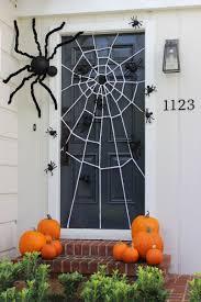 halloween spider web decoration ideas home design ideas