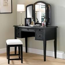 cheap bedroom vanity sets bedroom makeup vanity with lights desk mirror black inspirations