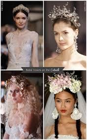 bridal crowns crowning the return of the bridal tiara weddingsonline