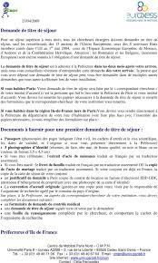 prefecture des yvelines bureau des etrangers documents à fournir pour une première demande de titre de séjour