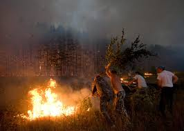 Wildfire Website Design by Wildfire Pictures Russia Burns Moscow Chokes