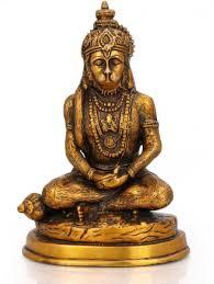 grab online collectible india lord hanuman idol hindu god deity