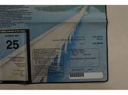 lexus navigation warranty 2006 lexus sc 430