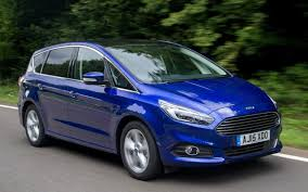 blue galaxy car ford s max review