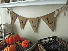 Burlap Halloween Banner by Diy Burlap Pennant Banner Creatively Southern