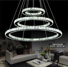 Modern Foyer Chandeliers Aliexpress Com Buy 2015 New Modern Led Crystal Chandeliers Light