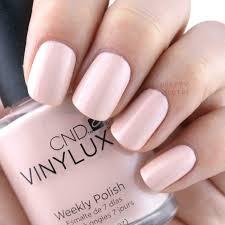 nailtastic cnd vinylux field fox hair makeup nails