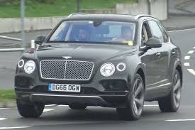 bentley suv 2018 bentley bentayga plug in hybrid due in 2018 with 3 0 litre petrol