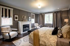 Brookfield Bedroom Set Master Suite In The Cheshire Model Home At Fieldstone In Mono