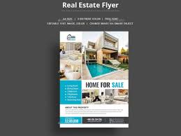 real estate flyers templates free real estate flyer u2013 creative touchs