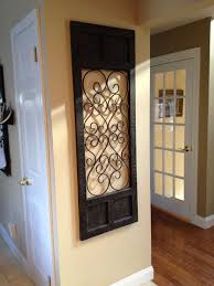 rod iron home decor wrought iron wall decor i love wrought iron for the walls