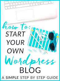 how to start your own wordpress blog riss home design home