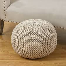 Ikea Storage Ottoman by Furniture Simple Ideas Of Houndstooth Ottoman For Living Room