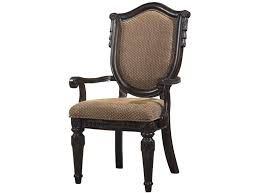 fairmont designs grand estates upholstered arm chair royal