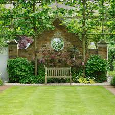 Small Garden Space Ideas Marvelous Small Garden Ideas U Designs Ideal Home For Trees Narrow