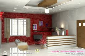 Indian Hall Interior Design 2334 Sq Ft South Indian Home Design Home Design Ideas For You