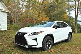 suv lexus 2016 2016 lexus rx first drive simply real moms