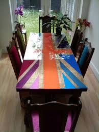 funky kitchen tables ms funky junk shabby kitchen table