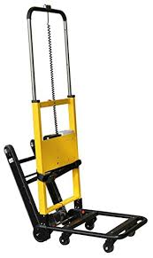 amazon com electric dolly trolley handtruck stair climber