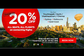 discount travel images Airasia offers 20 flat discount on all flight tickets between jpg
