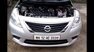 nissan sunny white cng gas kit fitting in nissan sunny youtube