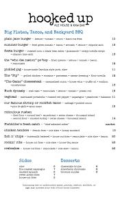 Backyard Bar And Grill Menu by Menus Millville De Seafood Restaurant Hooked Up Raw Bar