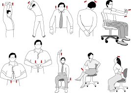 Office Exercises At Your Desk Exercise For Office Paso Evolist Co