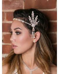 gatsby headband savings on gold gatsby headpiece gatsby wedding wedding hair