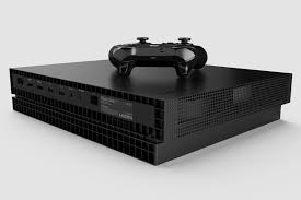 Video One 3d 3d Model Xbox One X With Controller Cgtrader